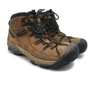 Keen Dry Mens Hiking Boots Laced Waterproof Size11